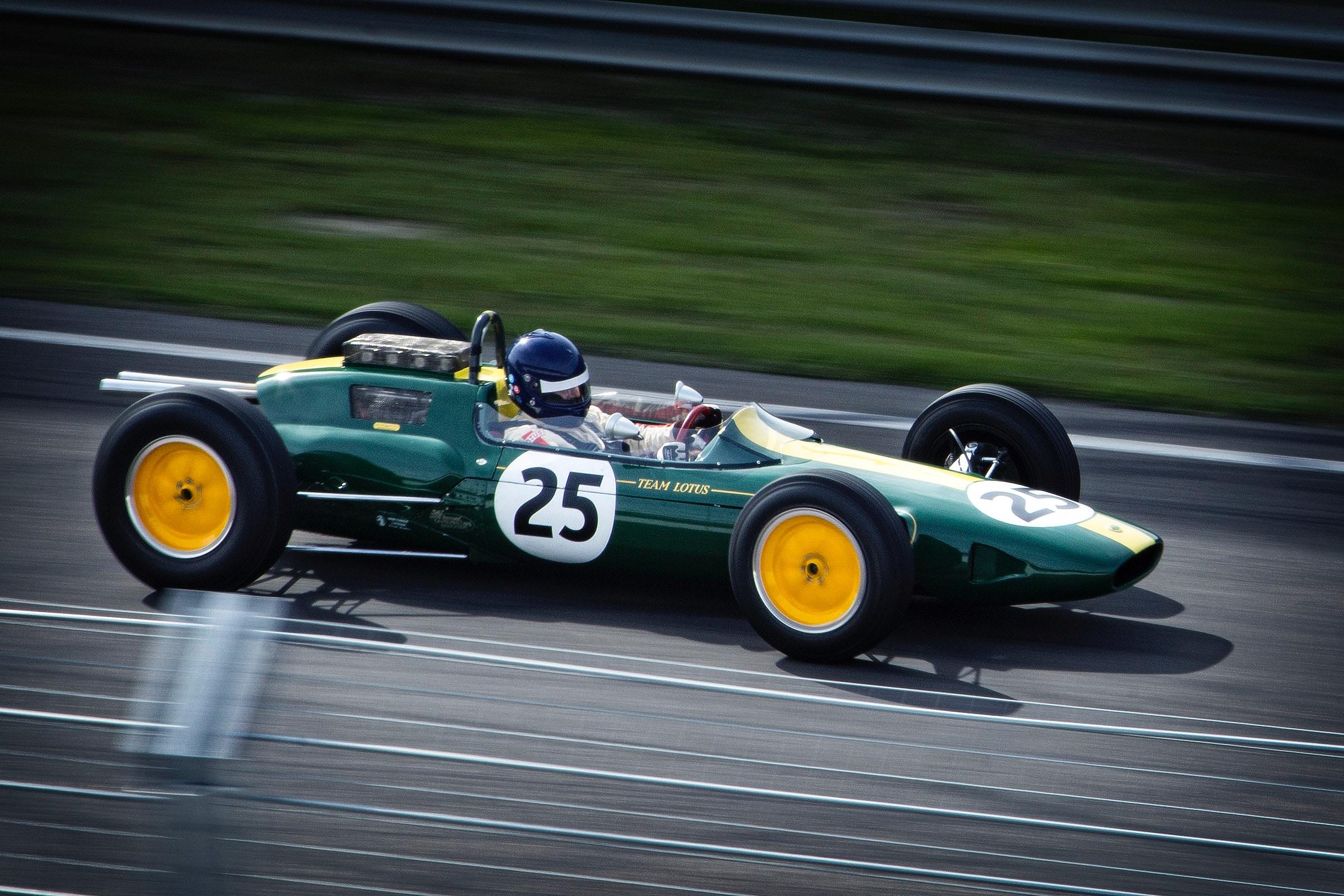Formel 1-bil
